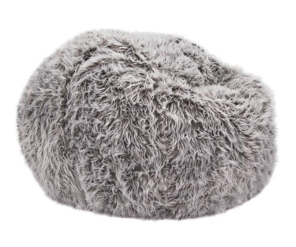 Vetsak Flokati large grey | zitzak