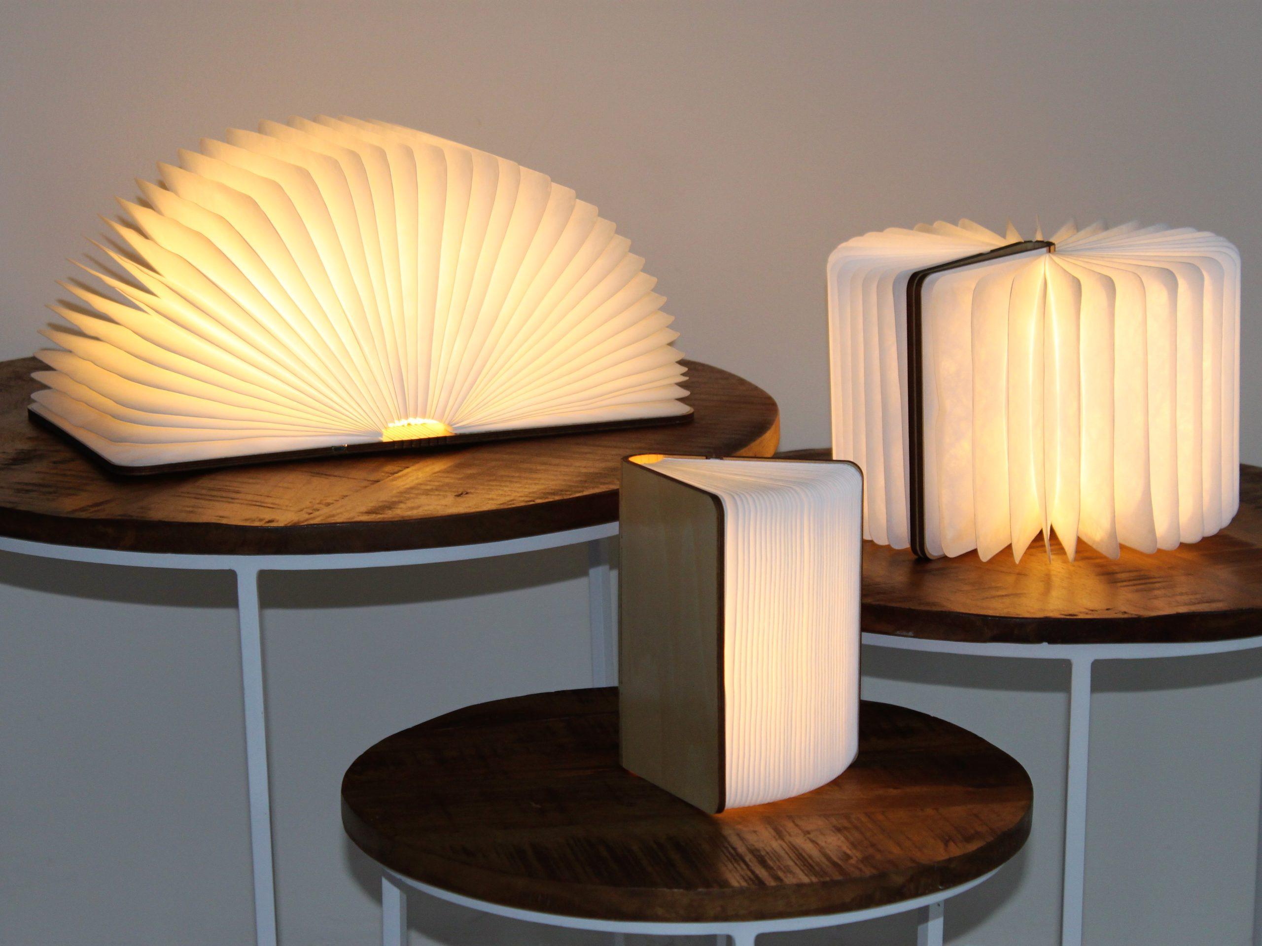 Booklamp | Greendelight Home