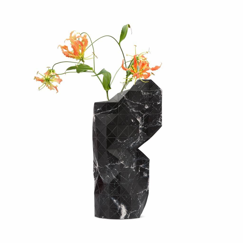 paper-vase-cover-marble-black